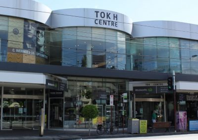 TOK H centre information