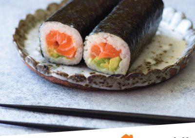 Sushi Sushi Handrolls