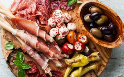 5 Spring Dinner ideas